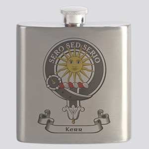 Badge - Kerr Flask